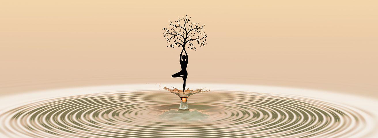 Tree of Life Meditation Symbol